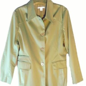 Kenneth Cole Spring Trench Coat NWT Size 8